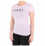 Tommy Hilfiger Tjw casua tommy tee paars