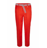 10 Feet Tailored pant pepper rood