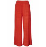 Vero Moda Broeken 129222 rood
