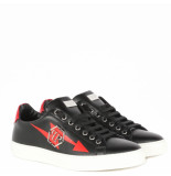 Philipp Plein Thunder lo-top sneakers zwart