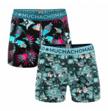 Muchachomalo Men 2-pack shorts extinct plants
