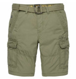 PME Legend Engine short fast forward twill dusty olive groen