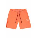 FRANZEL AMSTERDAM : in gold we trust short pants - oranje