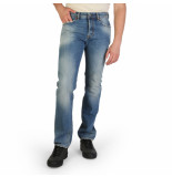 Diesel Buster slim-tape fit jeans 084ny blauw