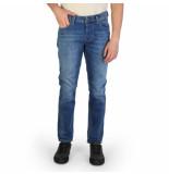 Diesel Larkee regular-straight fit jeans 084qq blauw