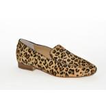 Maruti Maruti artikelnummer Bloom loafer panter print bruin