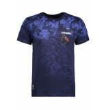 Gabbiano 13895 navy blauw