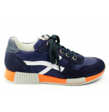 Develab 41803. sneaker blauw
