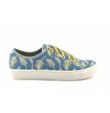Mia & Jo Sneakers blauw