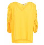 Summum Blouse 2s2180-10788b geel