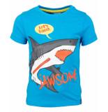 Someone T-shirt sb02.191.17630 blauw