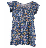 Moscow Top sp19-25.01 blauw