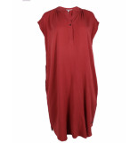 Moscow Jurk sp19-24.02 rood