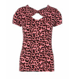 Juffrouw Jansen T-shirt inge roze