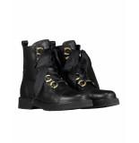 Nikkie Veter boots n9-378 summer satin zwart