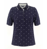 Bloomings Polo slt108-6916 blauw