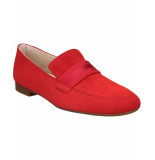 Paul Green Loafers 2462-054 rood