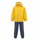 Tretorn /blauw regenpak kind wing geel