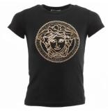 Versace Young Young t-shirt zwart