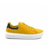 Guess Sneakers geel
