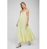 Anine Bing Jurk scarlett geel