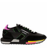 GHOUD Sneakers rush low zwart