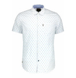 PME Legend Short sleeve shirt psis192214 7003 wit