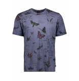Only & Sons Onsnew dimas bugy tee 22014079 blue nights blauw