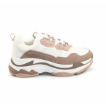 Shoecolate 442.91.070 sneakers beige