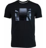 Armani Exchange Slim fit t-shirt 3gztvd.zje6z/1510 armani blauw