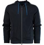 Armani Exchange Joggingvest 3gzm93.z8m8z/6526 gebreid blauw