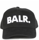 BALR. Classic cotton cap zwart