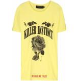 In Gold We Trust Killer instinct front yellow geel