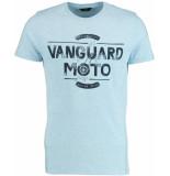 Vanguard Single jersey vtss194696/5068 blauw