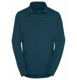 Vaude Farley II Blouse blauw