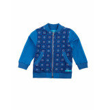 Oepsie SWEATER  TILE blauw