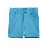 Oepsie short aqua blauw