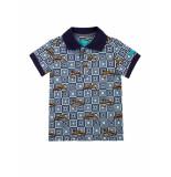 Oepsie Polo shirt blauw