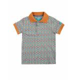Oepsie Polo shirt oranje