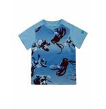 Oepsie T-shirt blauw