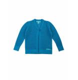 Oepsie Cardigan blauw