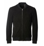Selected Homme Jas sh dublin jacket black zwart