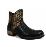 Line Footwear F3716 zwart