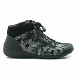 Remonte Comfort Schoenen zwart