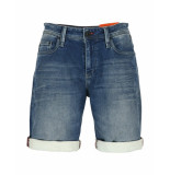 Noize Jeans jog denim short denimblue