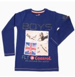 Boys in Control 502b denim shirt