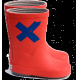 Boxbo Naute, regenlaars - rood