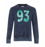 Blend sweater Blend blauw