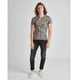 Pearly King T-shirt synth khaki bruin