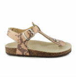 EB Shoes Sandalen brons